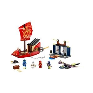 LEGO Ninjago Voo Final do Barco do Destino