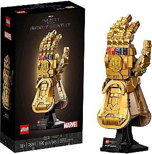 LEGO Marvel Manopla do Infinito