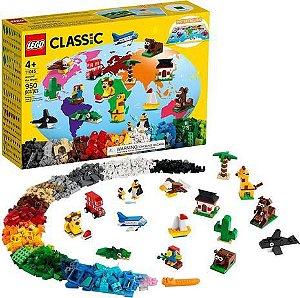 LEGO Classic Ao Redor do Mundo