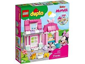 LEGO Disney Casa e Lanchonete da Minnie