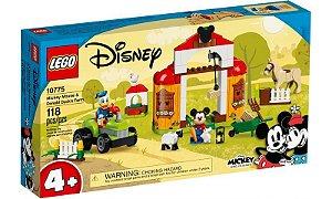 LEGO Disney A Fazenda do Mickey Mouse e do Pato Donald