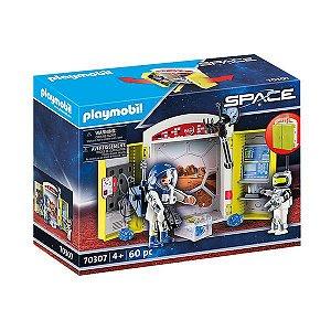 Playmobil Play Box Missão Marte - Sunny 2528