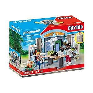 Playmobil Play Box Clinica Veterinaria - Sunny 2530