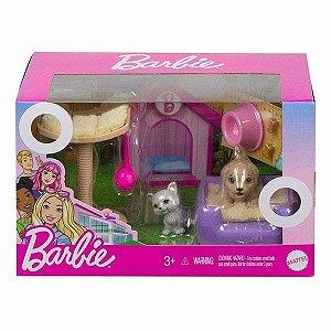 Barbie Móveis e Acessórios Sortidos - Mattel GRG56
