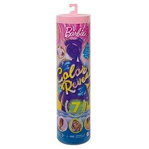 Barbie Color Reveal Areia e Sol - Mattel GWC57