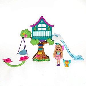 Barbie Dreamtopia Chelsea Animais - Mattel GTF48