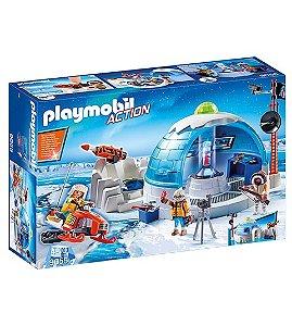 Playmobil Expedição Ártica Central de Expedição Polar - Sunny 1711