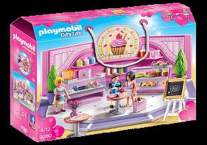 Playmobil City Life Loja de Cupcake - Sunny