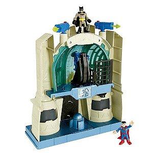 Playset Imaginext - Sala da Justiça - DC Comics