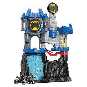 Playset e Figuras com Acessórios - Imaginext - Wayne Batcaverna - Mattel