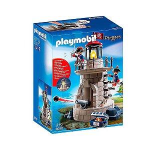 Playmobil Pirates Soldados no Farol - Sunny 1171