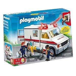 Playmobil City Ambulância - Sunny 270