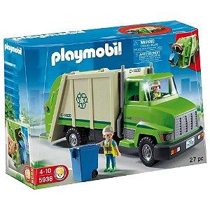 Playmobil City Caminhão de Reciclagem - Sunny 268