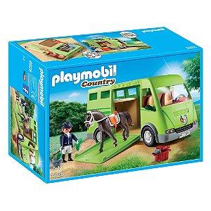 Playmobil Country Veículo de Transporte de Cavalos - Sunny 1768