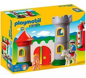 Playmobil Meu Primeiro Castelo Medieval - Sunny 123