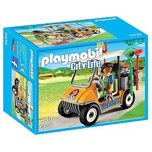 Playmobil City Life Veículo de Cuidados Dos Animais - Sunny 1182