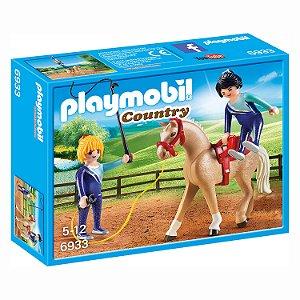 Playmobil Country Treinamento de Cavalos - Sunny 6660