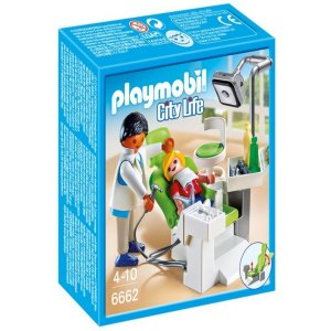 Playmobil City Life Dentista e Paciente - Sunny 1162