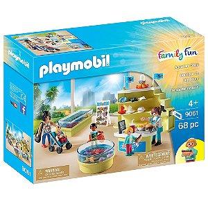 Playmobil Family Fun Aqua Shopping - Sunny 1722