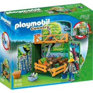 Playmobil Country Minha Floresta Secreta com Animais - Sunny 1189