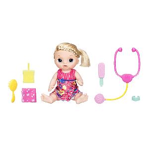 Boneca Baby Alive Doces Lágrimas Hasbro - Loira