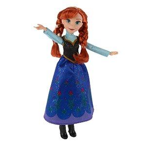Boneca Clássica Frozen - Anna - Hasbro