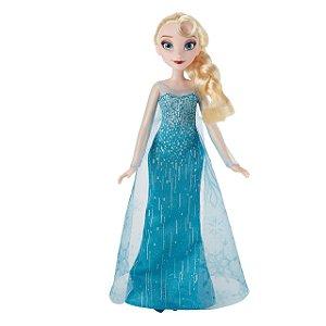 Boneca Clássica Frozen Elsa - Hasbro