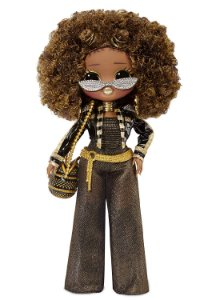 Boneca LoL Surprise Royal Bee O.M.G. Fashion Doll com 20 Surpresas!