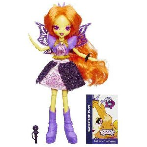 Boneca My Little Pony Equestria Girls Cantora Pop Adagio Dazzle - Hasbro