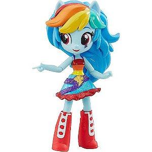 Boneca My Little Pony Mini Boneca Rainbow Dash - Hasbro