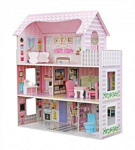 Casa de Bonecas Princesinha