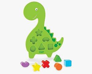 Animais Didático Dinossauro - Junges