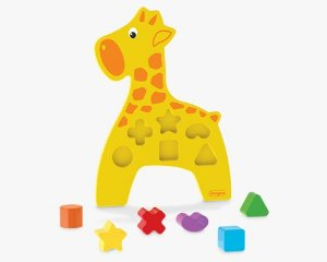 Animais Didático Girafa- Junges