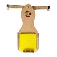 Carrinho de Madeira Rolemã Woodkart