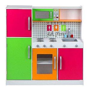 Cozinha Infantil Tropical - Mario Brinquedos