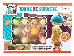 Creative Fun Torre De Sorvete - Multkids