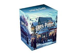 Harry Potter Série Completa Box com 07 Livros