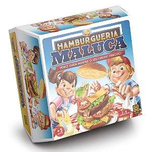 Jogo Hamburgueria Maluca - Grow