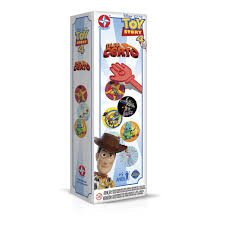 Jogo Tapa Certo da Toy Story 4 - Estrela