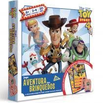 Jogo Toy story 4 Aventuras no Parque - Estrela