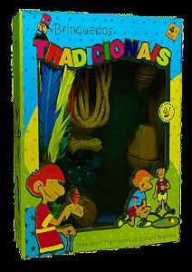 Kit Brinquedos Tradicionais da Cultura Brasileira