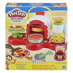 Kit de Massinha de Modelar Play Doh - Forno de Pizza - Hasbro