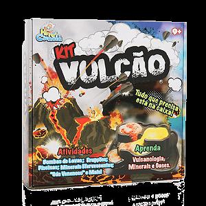 Kit Vulcão - Hora da Ciência - Dican