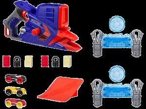 Lançador de Carrinhos Nerf Nitro Flashfury Chaos - Hasbro