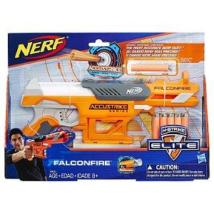 Lançador Nerf Accustrike Falcon Hasbro - B9840