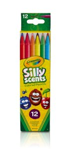 Lapiseira com Cheirinho 12 Cores - Crayola