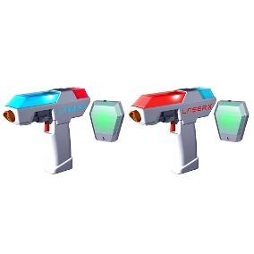 Laser X Lançador Mini Duplo