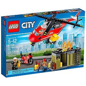 LEGO City Corpo de Intervenção dos Bombeiros