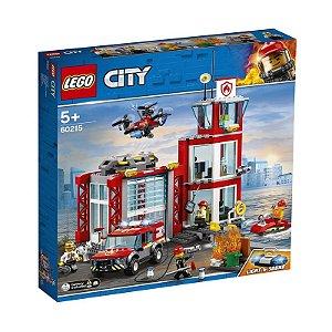 Lego City Corpo dos Bombeiros - LEGO