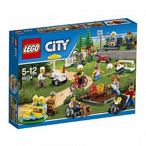 LEGO City Diversão No Parque Pack Pessoas Na Cidade